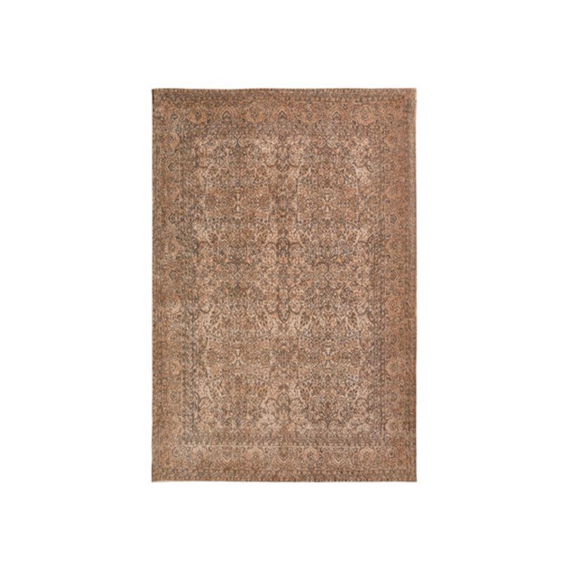Nordal-collectie KARMA woven rug, peach/nude/grey