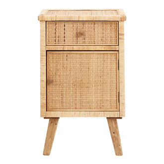 Nordal RATA small cabinet, col. nature