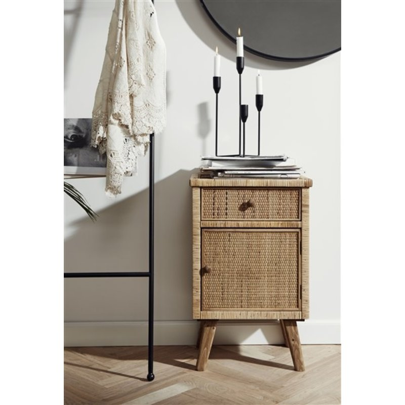 Nordal-collectie RATA small cabinet, col. nature