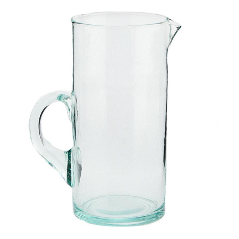Madam Stoltz-collectie Beldi glazen kan transparant