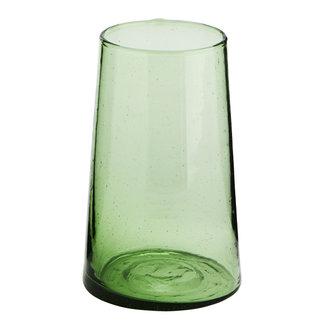 Madam Stoltz Beldi glas groen