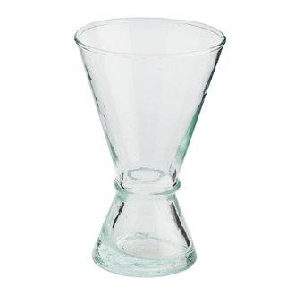Madam Stoltz Beldi wijnglas transparant