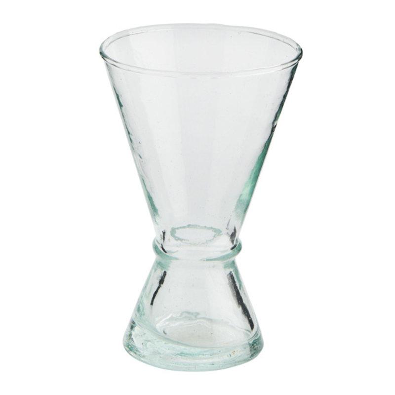 Madam Stoltz-collectie Beldi wijnglas transparant