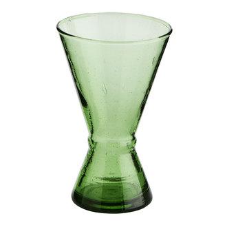 Madam Stoltz Beldi wijnglas groen