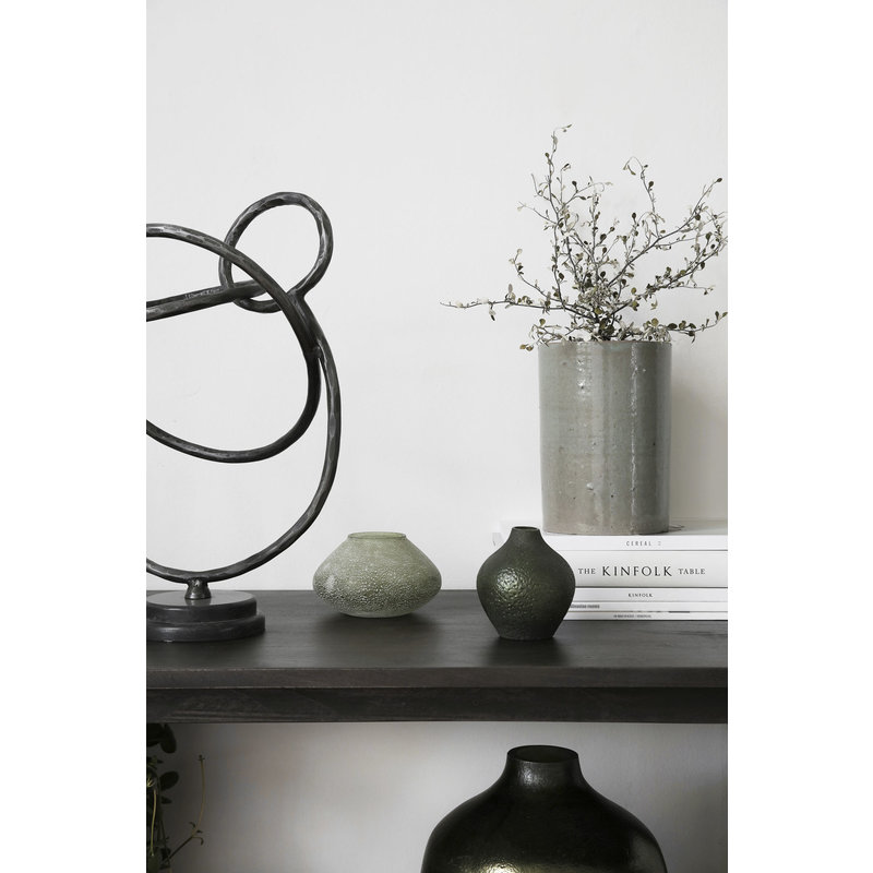 House Doctor-collectie Vase Miles Green