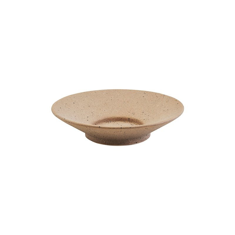 House Doctor-collectie Tealight Miro Light Grey/Sand Finish/Colour may vary