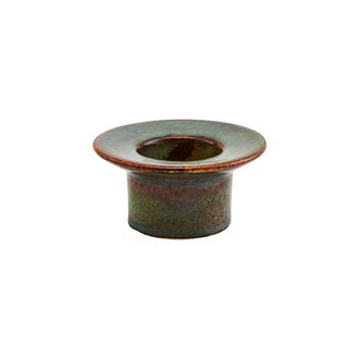 House Doctor Tealight Miro Green/Brown Finish/Colour may vary