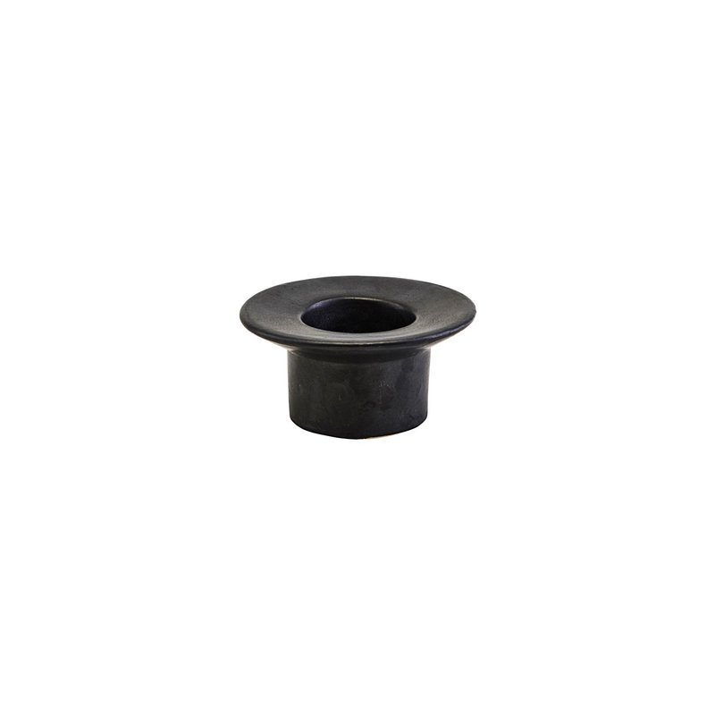 House Doctor-collectie Tealight Miro Matte black Finish/Colour may vary