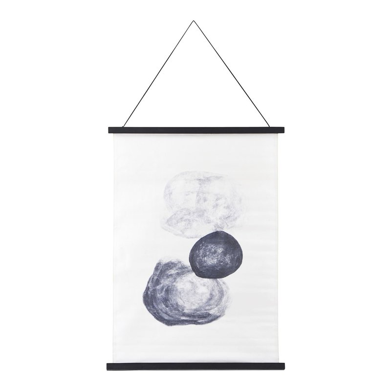 House Doctor-collectie Wall art, Rock