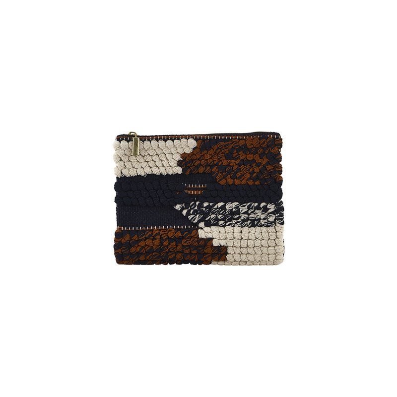 House Doctor-collectie Clutch, Combo 2, Ivory/Black