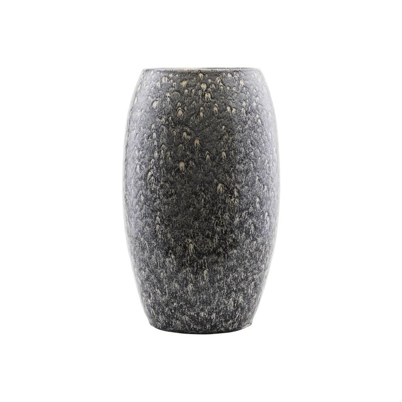House Doctor-collectie Vase, Plain, Grey/Blue, Finish/Colour may vary