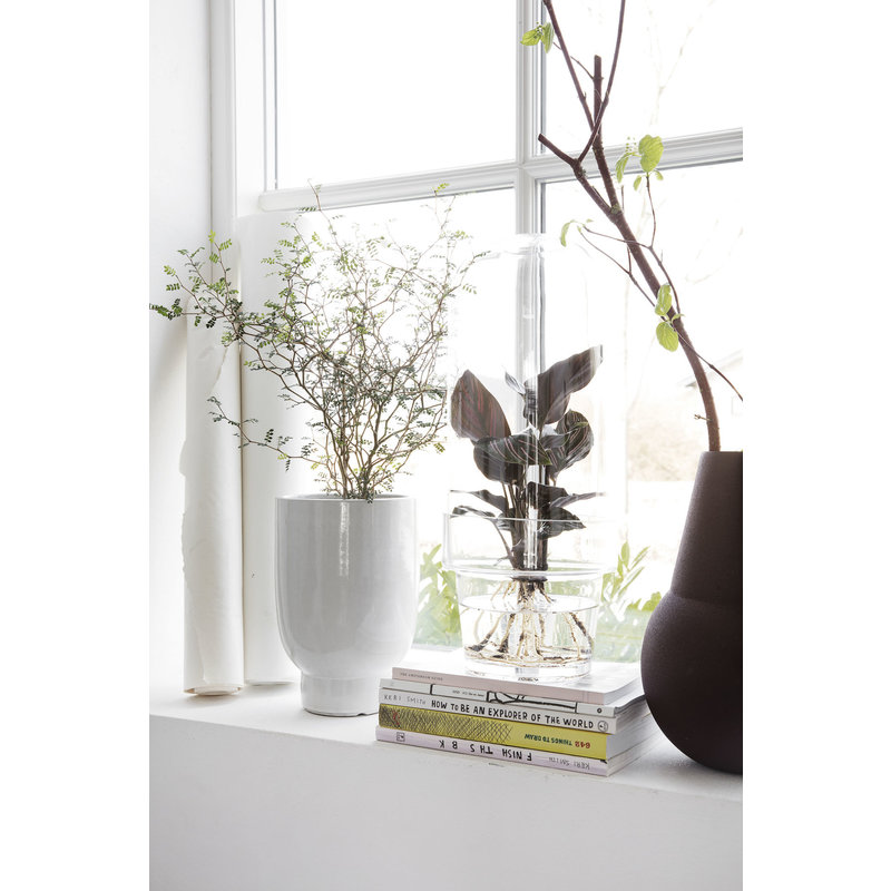 House Doctor-collectie Planter, White