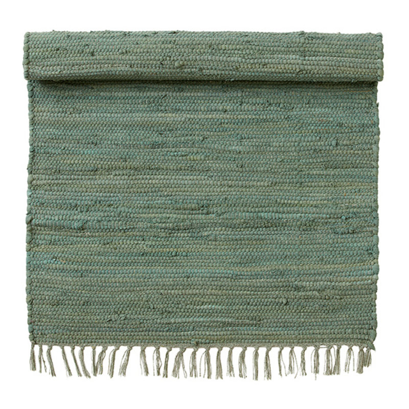Bungalow-collectie Rug 60x90cm, Chindi mat Ivy