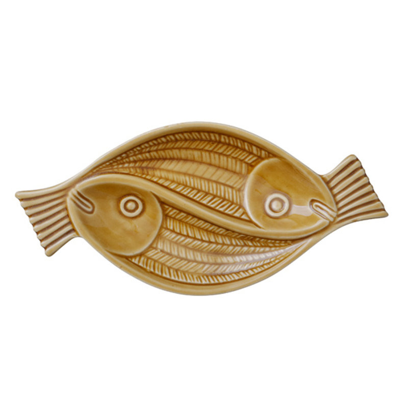 Bungalow-collectie Serving Duo Dish Fish Curry  29x13,4x3c