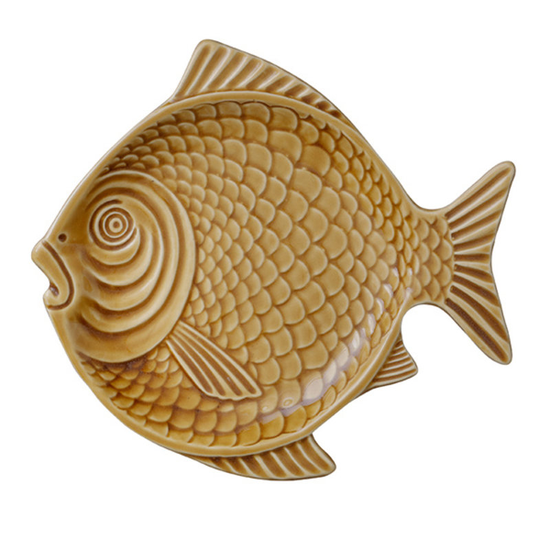 Bungalow-collectie Serving Dish Fish Curry 29x26,5x2,5cm