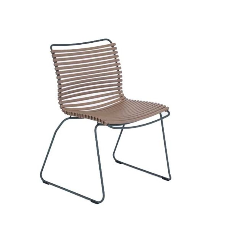 Houe-collectie CLICK Dining Chair without armrests sand