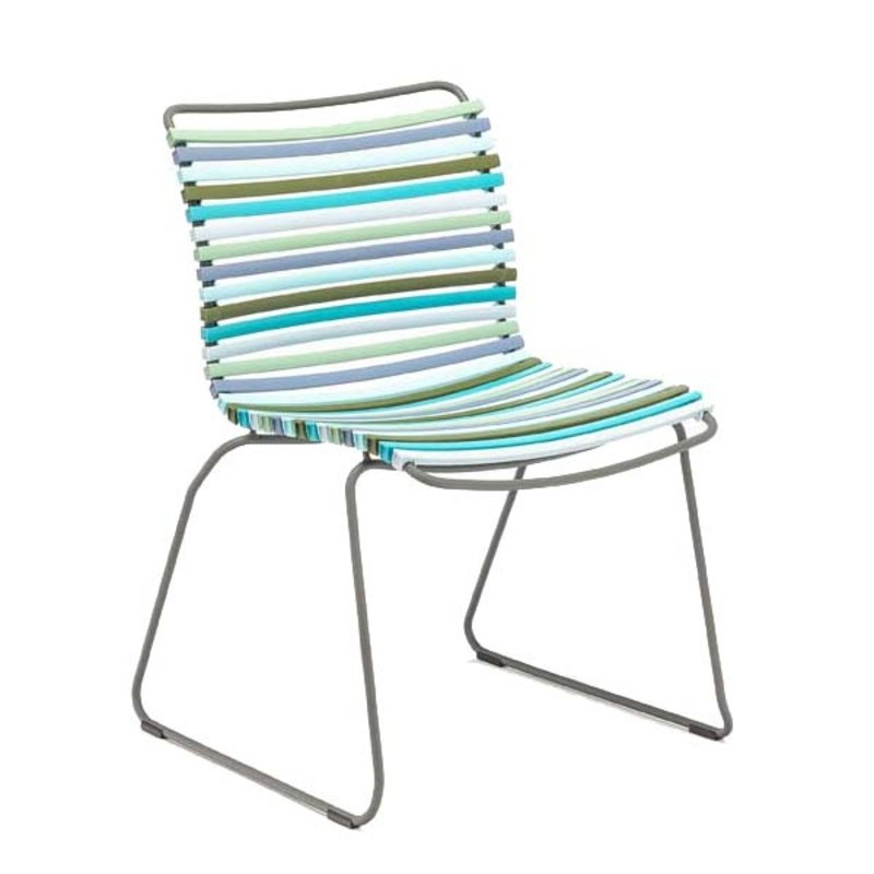 Houe-collectie CLICK Dining Chair without armrests multi color 2