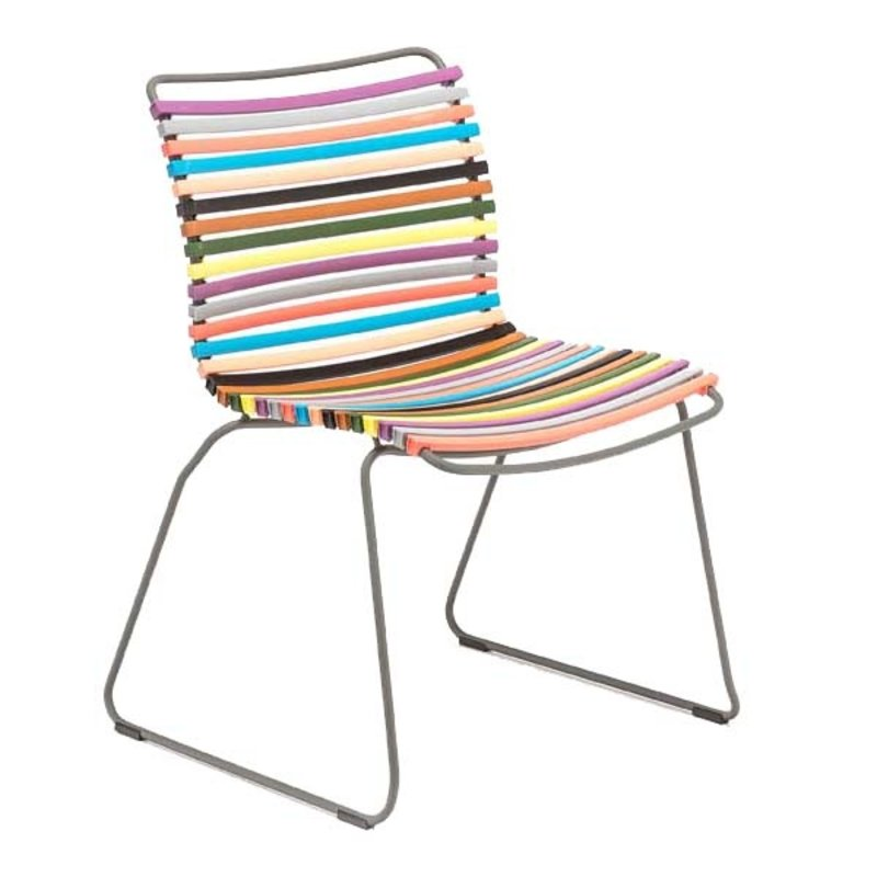 Houe-collectie CLICK Dining Chair without armrests multi color 1