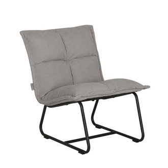 MUST Living Kids lounge chair Cloud grey