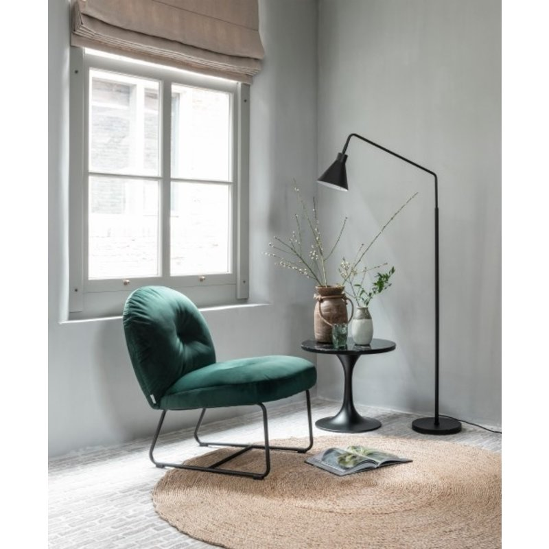 MUST Living-collectie Lounge chair Bouton