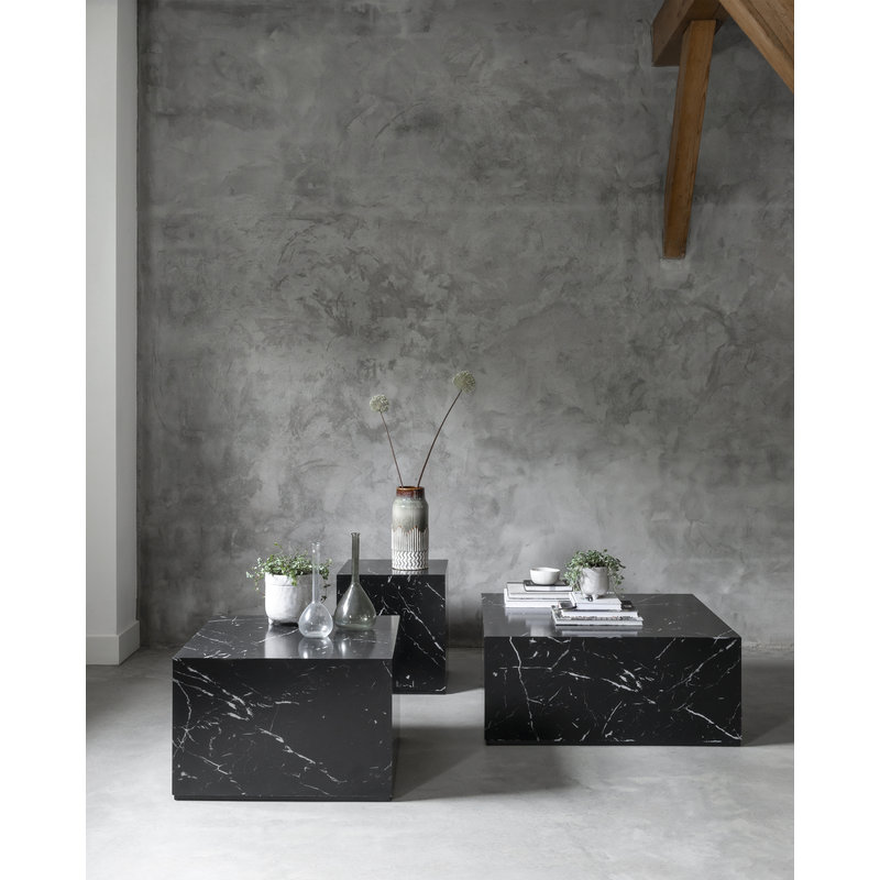 MUST Living-collectie Salontafel Cube -L-
