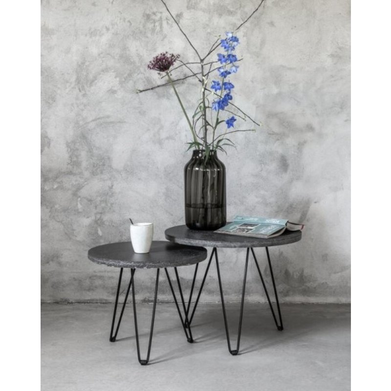 MUST Living-collectie Side table Mont Serein large