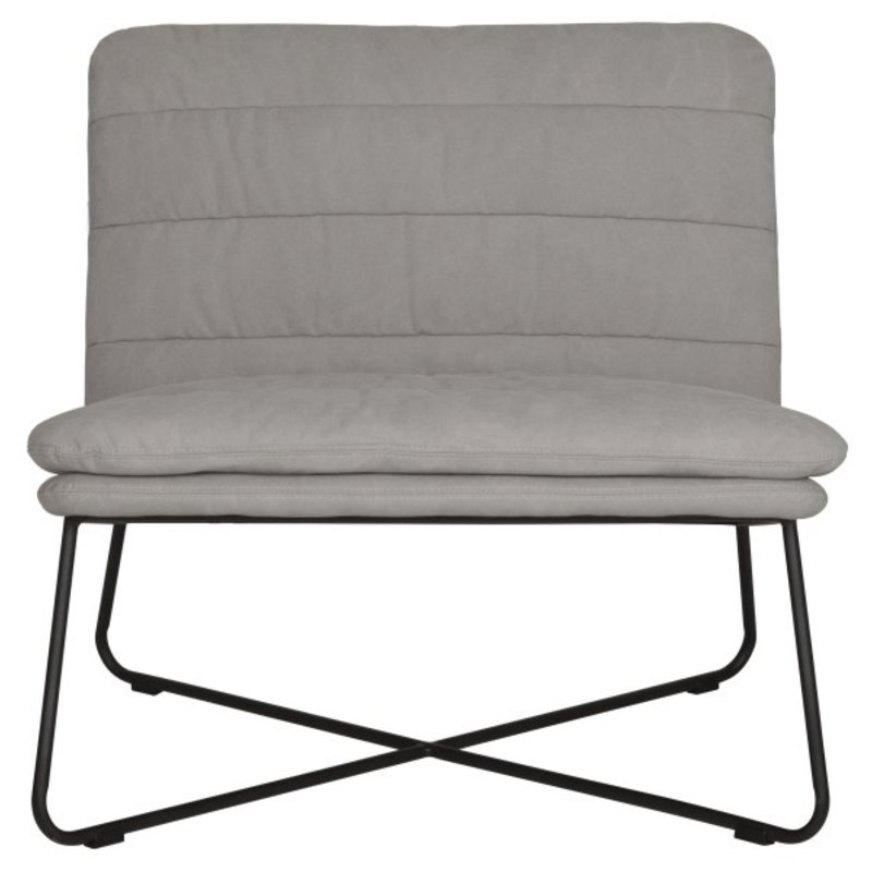 MUST Living-collectie Lounge chair Stripe XL