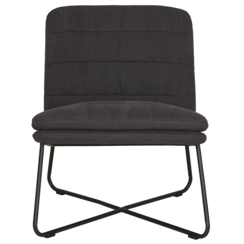 MUST Living-collectie Lounge chair Stripe
