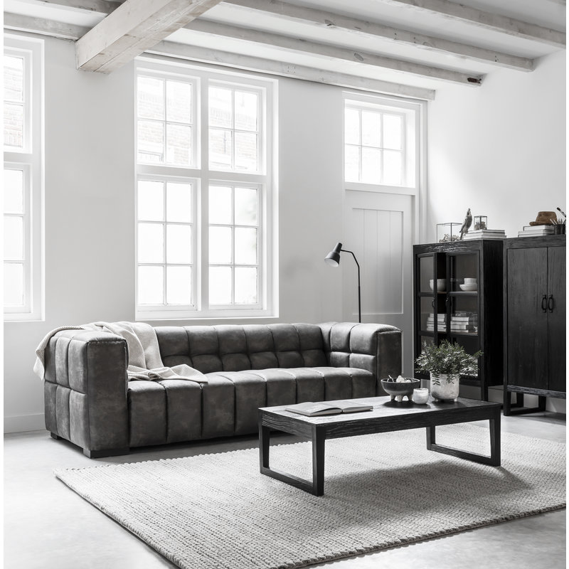 MUST Living-collectie Coffee table Black Jack rectangular