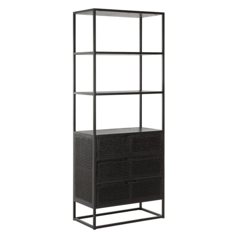MUST Living-collectie Bookcase Spiderman