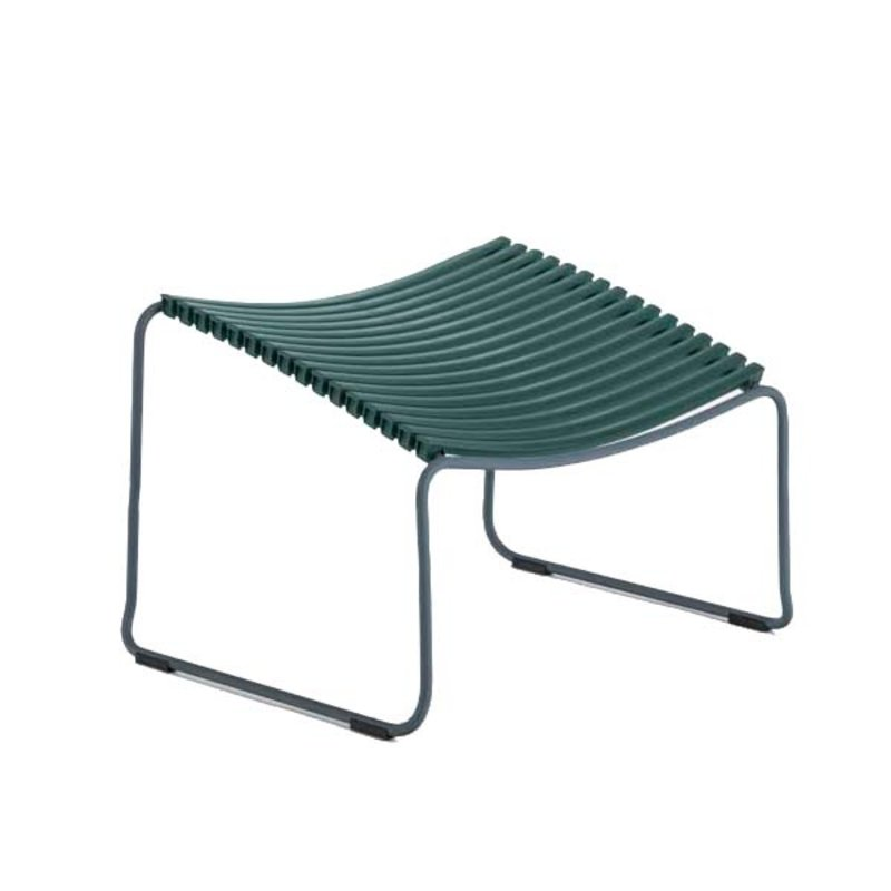 Houe-collectie CLICK Footrest Pine Green