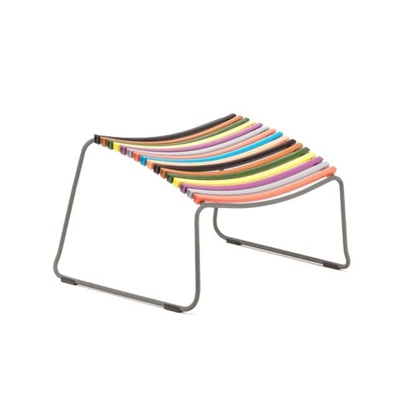 Houe-collectie CLICK Footrest Multi color 1