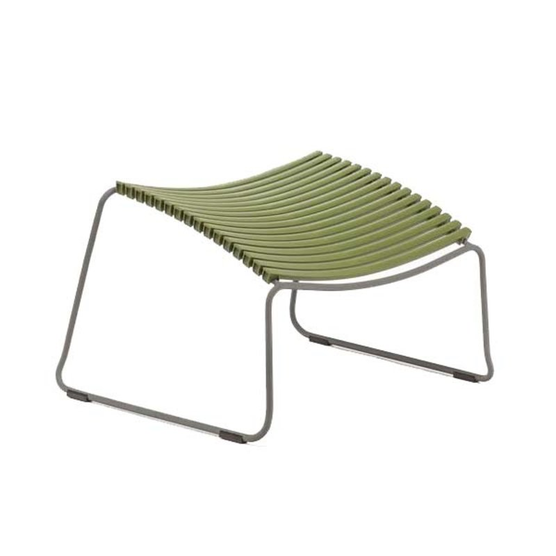 Houe-collectie CLICK Footrest Olive green