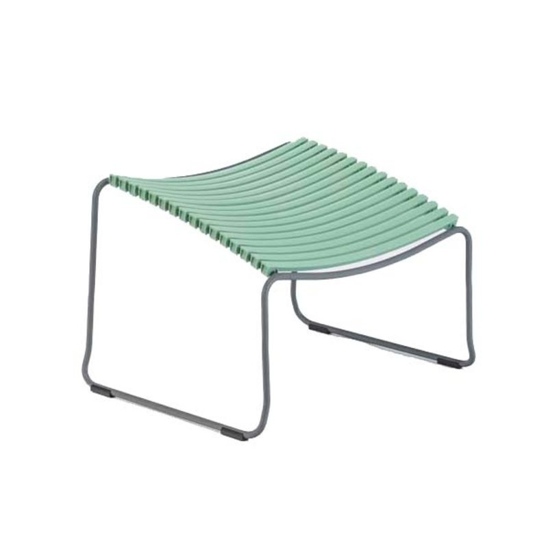 Houe-collectie CLICK Footrest Dusty green