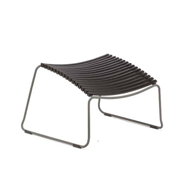 Houe-collectie CLICK Footrest Black
