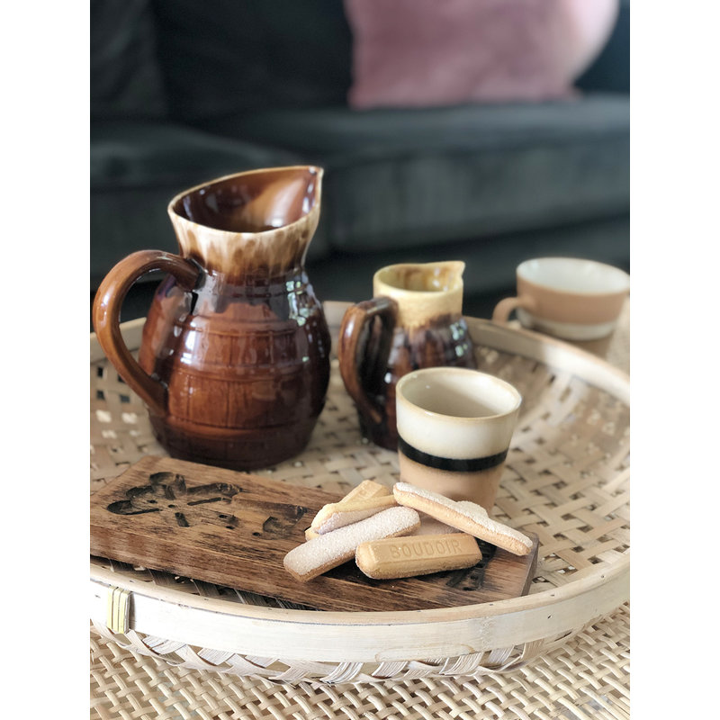 DEENS LOVES-collectie Vintage can ceramic glaze