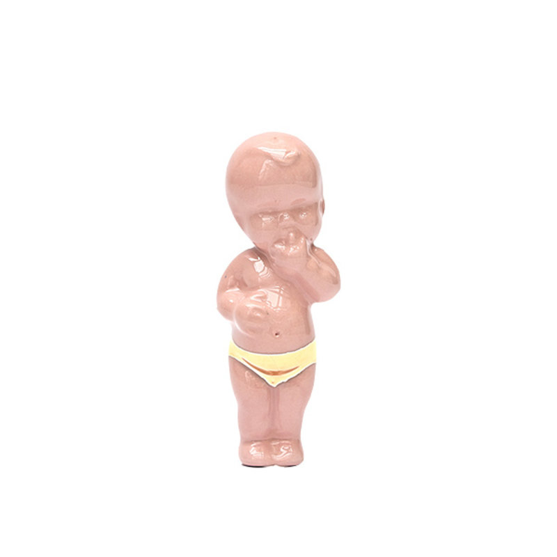 Atelier W.-collectie Figurine Sweet little baby pink