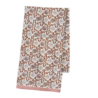 Bungalow Tablecloth 150x250 cm Leela Blush
