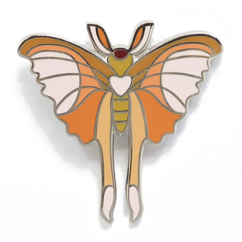 Studio ROOF-collectie Pin Comet Butterfly
