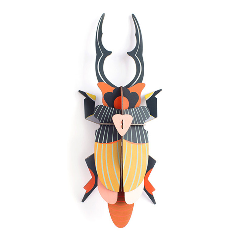 Studio ROOF-collectie Insect Giant Stag Beetle