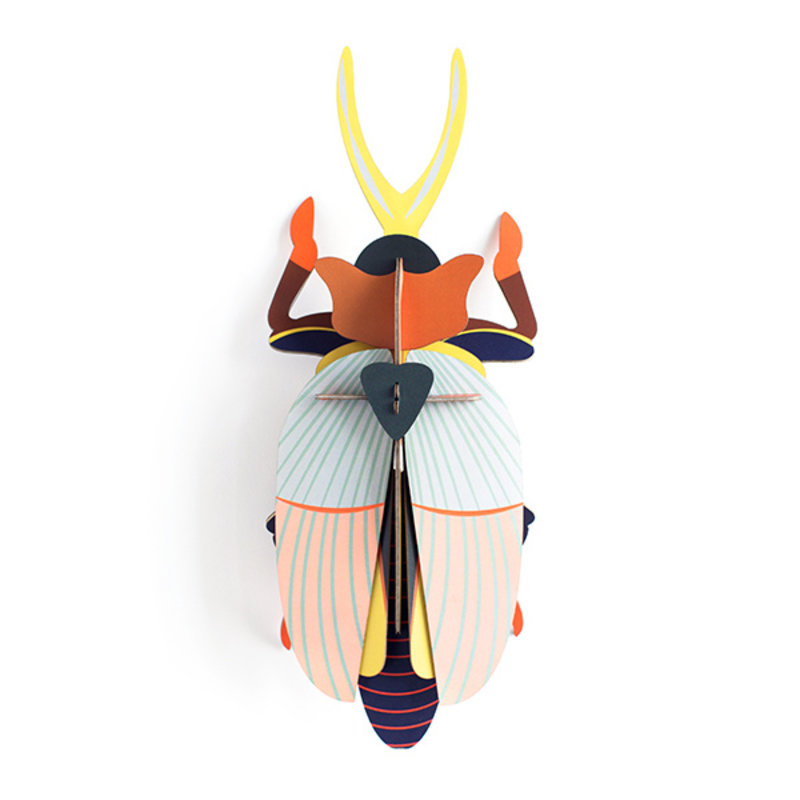 Studio ROOF-collectie Insect Rhinoceros Beetle