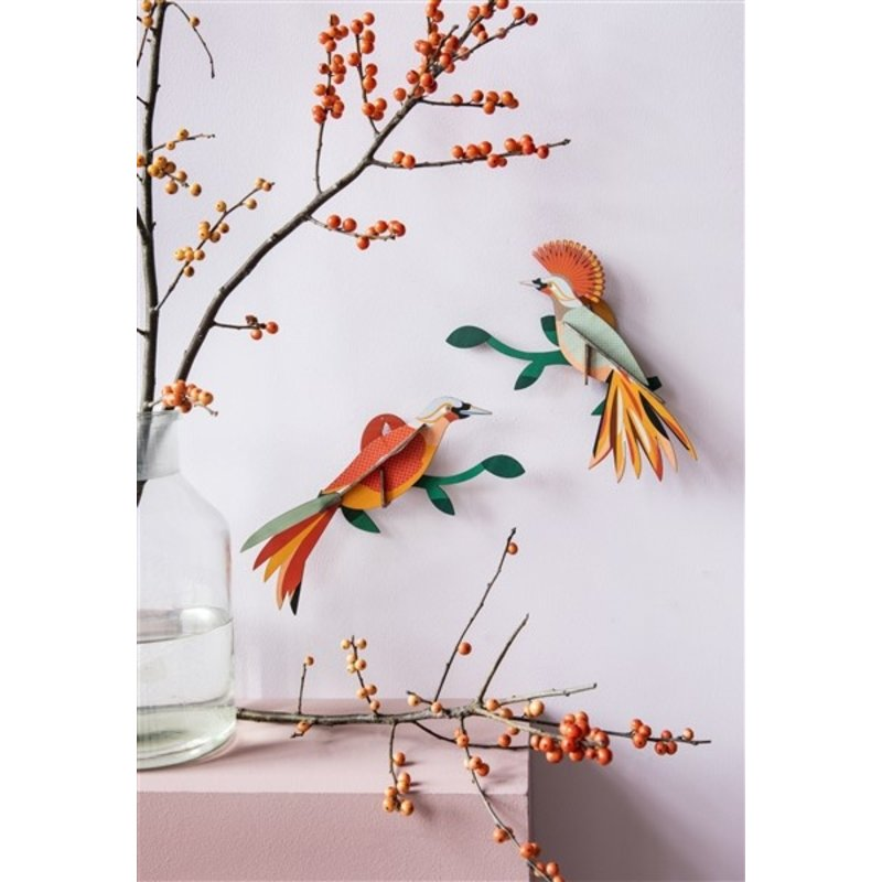 Studio ROOF-collectie Paradise Bird, Obi