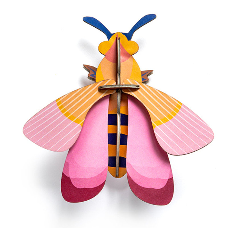 Studio ROOF-collectie Insect Pink Bee