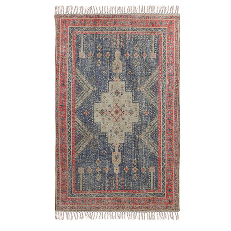 HKliving-collectie Rug overdyed vintage 150x240 cm