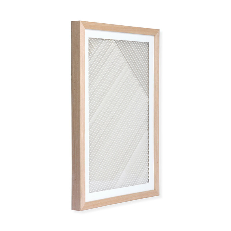 HKliving-collectie Layered paper art frame B