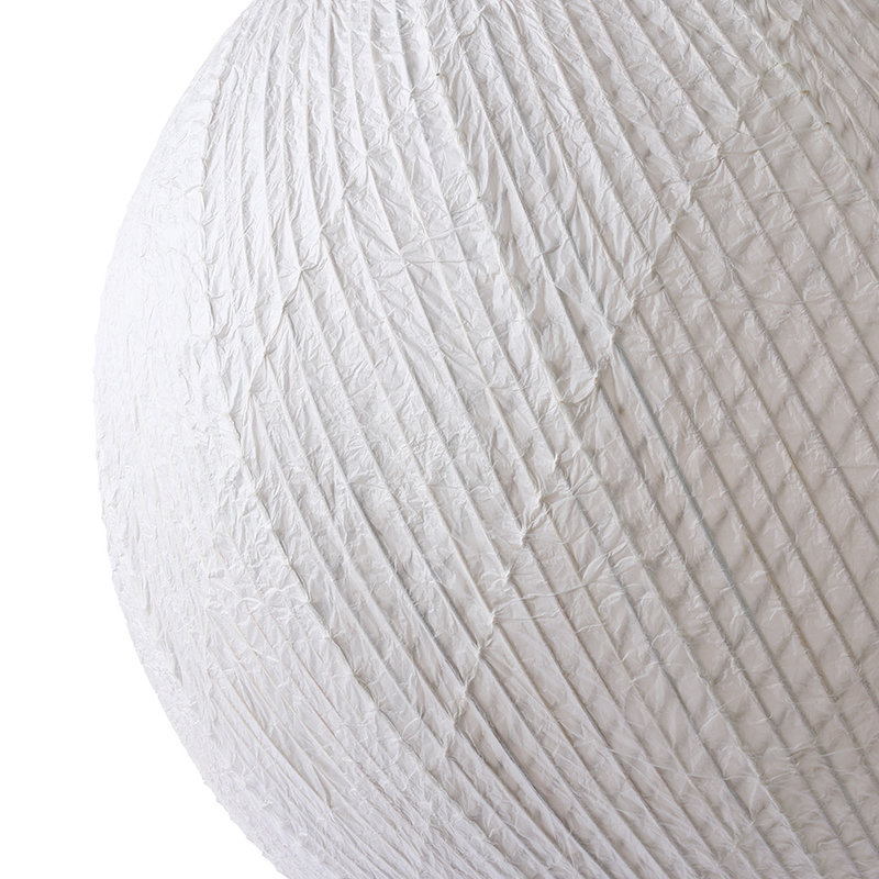 HKliving-collectie Bamboo/paper pendant ball lamp