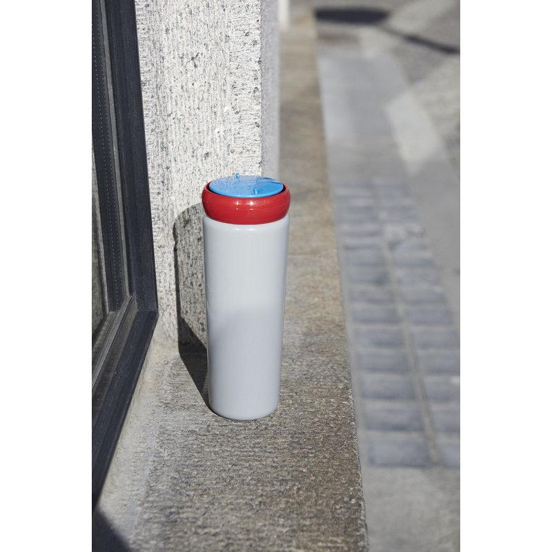 HAY-collectie Reis thermosbeker Grijs 0,5 liter