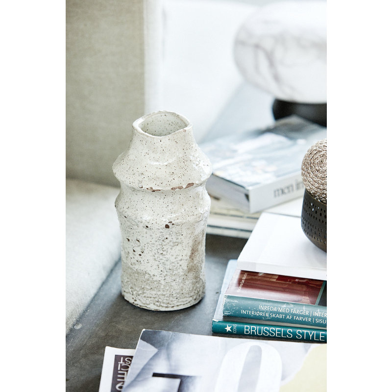 House Doctor-collectie Vase, Nature, Sand, Finish/Colour may vary