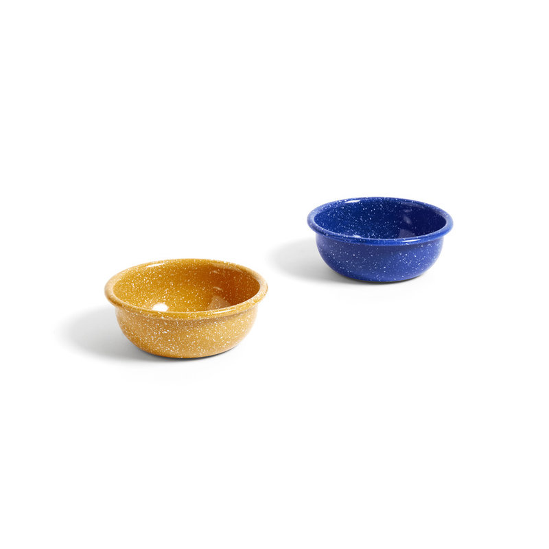 HAY-collectie Enamel Bowl M