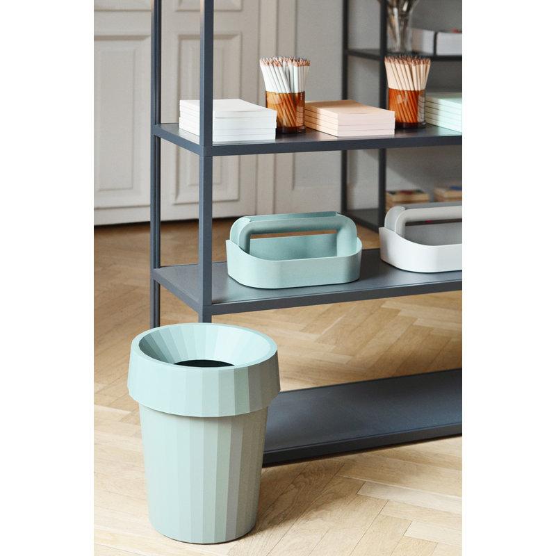 HAY-collectie Prullenbak Shade bin mint 14 liter